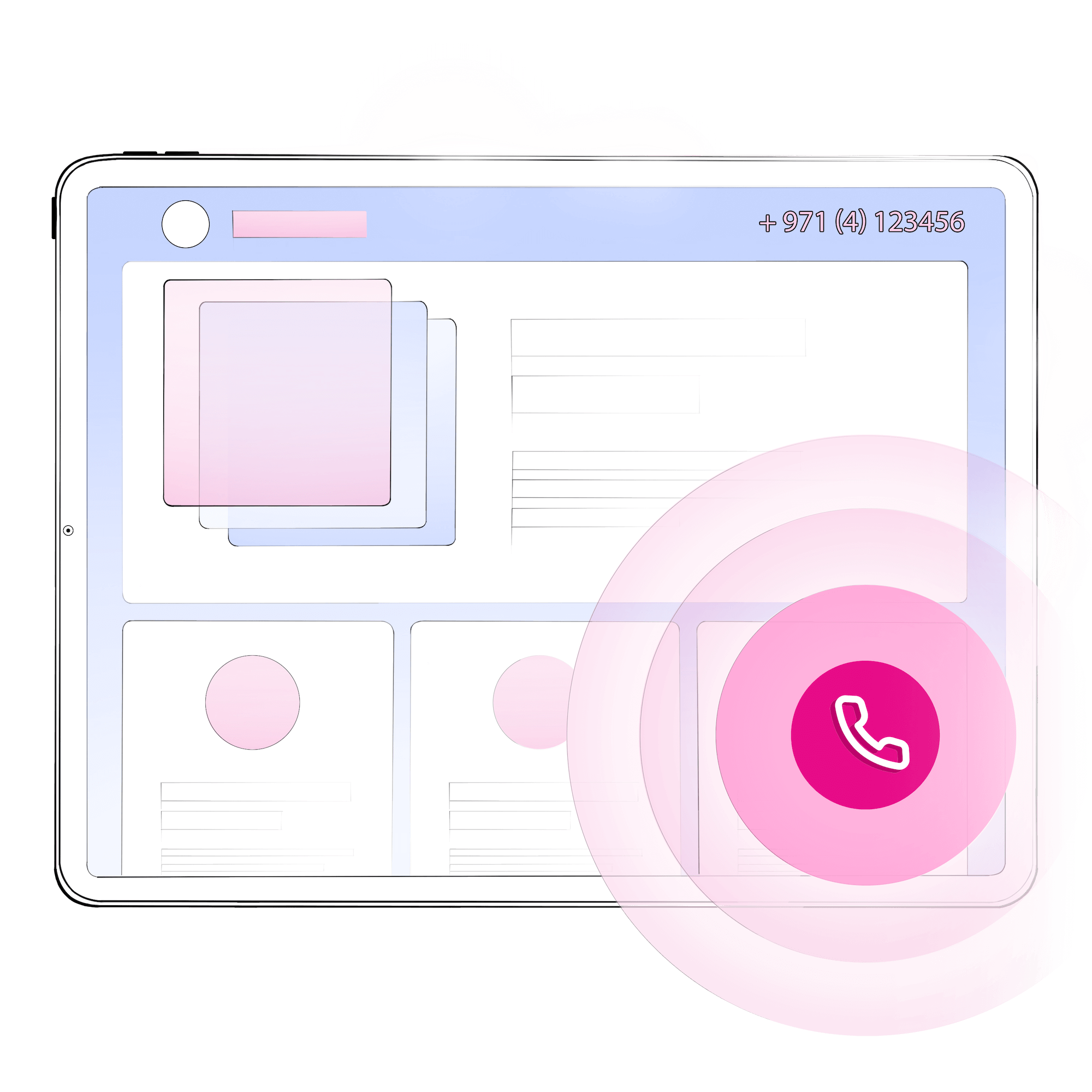Turn your website visitors into inbound phone leads.