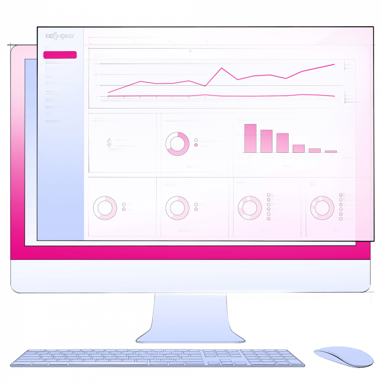 Get accurate statistics on the communication of your employees